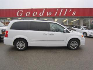 Used 2016 Chrysler Town & Country TOURING! HEATED LEATHER SEATS! QUAD SEATS! for sale in Aylmer, ON