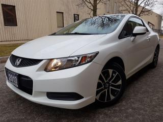 Used 2013 Honda Civic EX-coupe-sunroof-alloys-winter tires !! for sale in Mississauga, ON