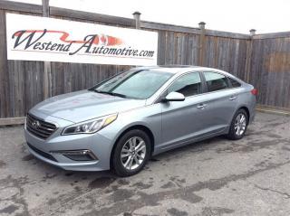 Used 2017 Hyundai Sonata 2.4L GLS   125.00 biweekly (oac) for sale in Stittsville, ON
