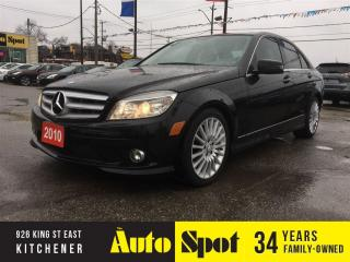 Used 2010 Mercedes-Benz C-Class 250/MINT CAR/LOW,LOW KMS! for sale in Kitchener, ON