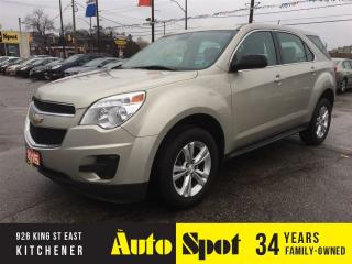 Used 2015 Chevrolet Equinox LS/LOW,LOW KMS/REDUCED FOR A aQUICK SALE! for sale in Kitchener, ON