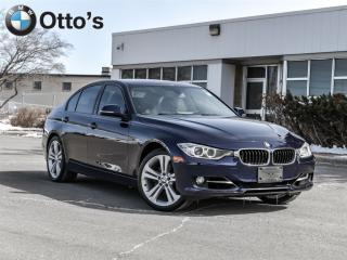 Used 2015 BMW 328i xDrive Sedan for sale in Ottawa, ON
