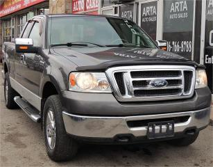 Used 2007 Ford F-150 XLT for sale in Etobicoke, ON