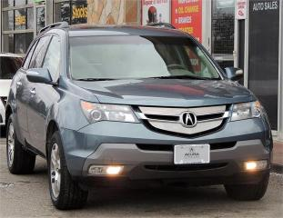 Used 2007 Acura MDX Tech pkg for sale in Etobicoke, ON