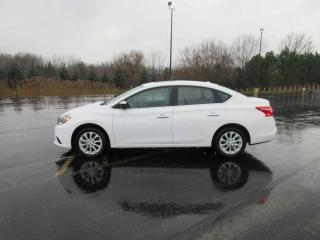 Used 2017 Nissan SENTRA SV FWD for sale in Cayuga, ON