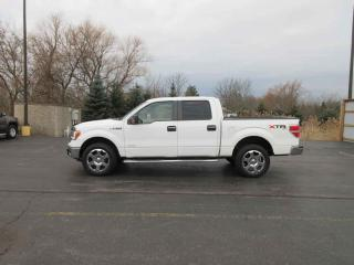 Used 2012 Ford F-150 XLT XTR CREW 4X4 for sale in Cayuga, ON