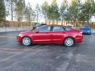 Used 2015 Ford Fusion SE FWD for sale in Cayuga, ON