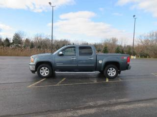 Used 2012 GMC SIERRA SLE CREW Z71 4X4 for sale in Cayuga, ON