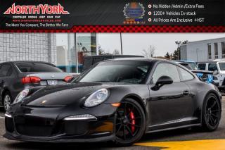 Used 2015 Porsche 911 GT3|Lighting Design,Sport Chrono,Sound+Pkgs|20
