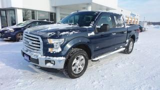 Used 2015 Ford F-150 XLT, Crew Ecoboost 325hp 4x4 XTR Pkg for sale in Stratford, ON