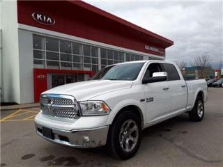 Used 2017 Dodge Ram 1500 Laramie for sale in Newmarket, ON