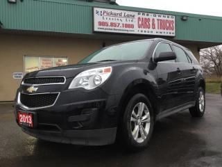 Used 2013 Chevrolet Equinox LS $93.74 BI WEEKLY! $0 DOWN! CERTIFIED! for sale in Bolton, ON