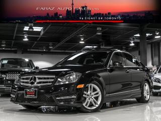Used 2013 Mercedes-Benz C 300 NAVI|4MATIC|BLUEOOTH AUDIO for sale in North York, ON