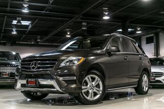 Used 2014 Mercedes-Benz ML 350 NAVI|BLINDSPOT|360CAM|PANO|BLUETEC for sale in North York, ON