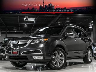 Used 2013 Acura MDX ELITE|EVERY OPTION|TV/DVD|B.SPOT|NAVI|REAR CAM|ADP CRUISE|COOLED SEATS|FULLY LOADED for sale in North York, ON