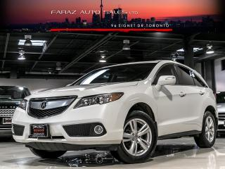 Used 2015 Acura RDX TECH PKG|NAVI|REAR CAM|BLUETOOTH AUDIO for sale in North York, ON
