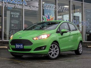 Used 2015 Ford Fiesta SE HATCHBACK LOW MILEAGE 2 SETS OF TIRES for sale in Scarborough, ON