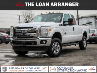 Used 2016 Ford F-250 for sale in Barrie, ON