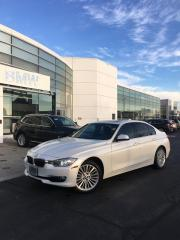 Used 2015 BMW 328i xDrive Sedan (3B37) AWD | BLUETOOTH | VOICE COMMAND for sale in Oakville, ON
