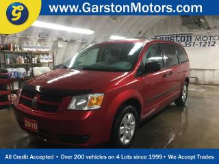Used 2010 Dodge Grand Caravan SXT*THIRD ROW STOW AWAY*POWER SECOND ROW WINDOWS/REAR VENTS*POWER DRIVER SEAT*KEYLESS ENTRY*POWER WINDOWS/LOCKS/MIRRORS* for sale in Cambridge, ON
