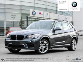 Used 2015 BMW X1 xDrive28i AWD | M-SPORT | SPORT SUSPENSION for sale in Oakville, ON
