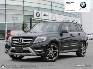 Used 2013 Mercedes-Benz GLK350 4MATIC AWD|NAV|RV CAMERA for sale in Oakville, ON