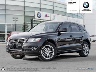Used 2016 Audi Q5 2.0T Technik qtro 8sp Tip AWD | NAVIGATION | REAR VIEW CAMERA for sale in Oakville, ON