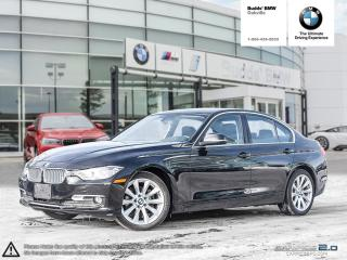 Used 2014 BMW 320i xDrive Sedan (3C37) AWD | NAVIGATION | BLUETOOTH for sale in Oakville, ON