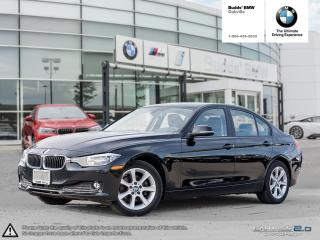 Used 2014 BMW 320i xDrive Sedan (3C37) AWD | BLUETOOTH | PARKING SENSORS for sale in Oakville, ON