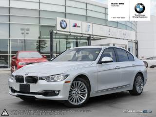 Used 2014 BMW 328i xDrive Sedan AWD | REAR VIEW CAMERA | HEADS-UP-DISPLAY for sale in Oakville, ON
