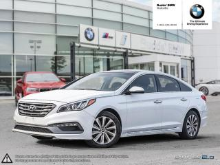 Used 2015 Hyundai Sonata Limited at for sale in Oakville, ON