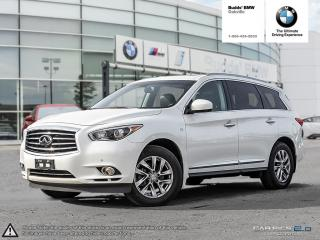 Used 2015 Infiniti QX60 AWD AWD | NAVIGATION | REAR VIEW CAMERA for sale in Oakville, ON