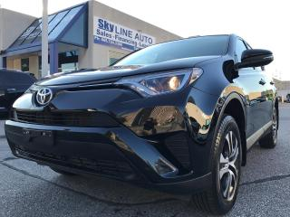 Used 2016 Toyota RAV4 HEATED SEATS|ALLOY WHEELS|CERTIFIED for sale in Concord, ON