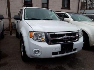 Used 2008 Ford Escape XLT-4 cylinder, CERTIFIED for sale in Scarborough, ON
