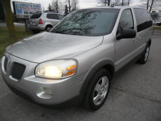 Used 2007 Pontiac Montana w/1SA WOW 7 Seater + FREE 6M WARRANTY for sale in Ajax, ON