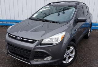 Used 2014 Ford Escape SE 4WD *NAVIGATION* for sale in Kitchener, ON