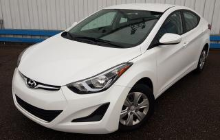 Used 2016 Hyundai Elantra *AUTOMATIC* for sale in Kitchener, ON
