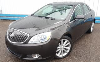 Used 2014 Buick Verano *LEATHER-SUNROOF-NAVIGATION* for sale in Kitchener, ON