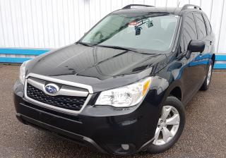 Used 2015 Subaru Forester 2.5i Touring AWD *SUNROOF* for sale in Kitchener, ON