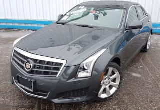 Used 2014 Cadillac ATS 2.0T TURBO *6-SPEED MANUAL* for sale in Kitchener, ON