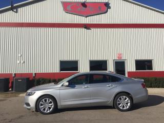 Used 2017 Chevrolet Impala LT for sale in Tillsonburg, ON
