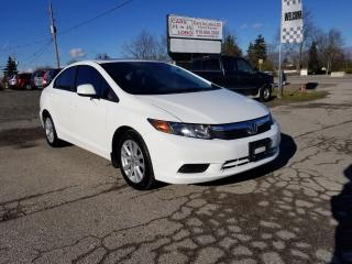 Used 2012 Honda Civic EX for sale in Komoka, ON