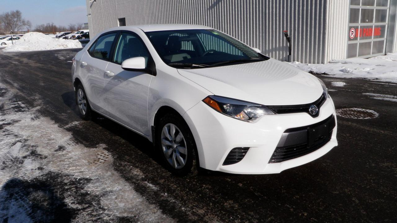 2016 Toyota Corolla Upgrade package corolla  to 1 p