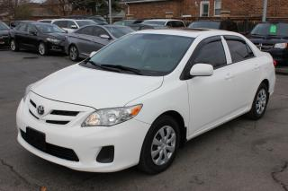 Used 2013 Toyota Corolla LE Sunroof Heated Seats for sale in Brampton, ON