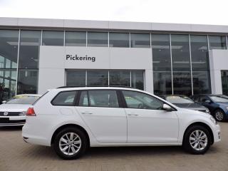 Used 2015 Volkswagen Golf Wagon Trendline for sale in Pickering, ON