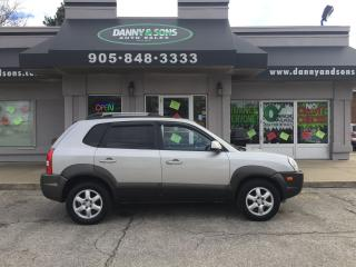 Used 2005 Hyundai Tucson GL for sale in Mississauga, ON