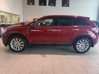 Used 2013 Lincoln MKX Base - Heat+A/C Leather Seats, Heated Wheel, Sunroof, B/U Cam + Navi! for sale in Red Deer, AB