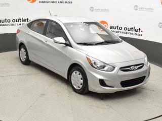 Used 2013 Hyundai Accent GL 4dr Sedan for sale in Red Deer, AB