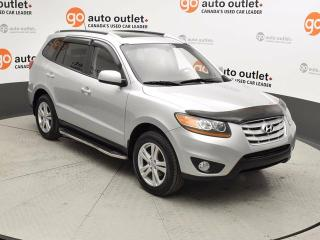 Used 2010 Hyundai Santa Fe Limited 3.5 All-wheel Drive for sale in Red Deer, AB