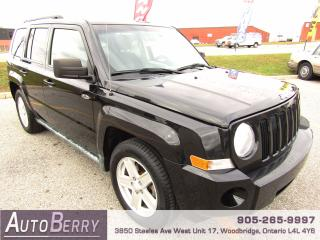Used 2010 Jeep Patriot North Edition - 2.4L - 5 Speed Manual for sale in Woodbridge, ON